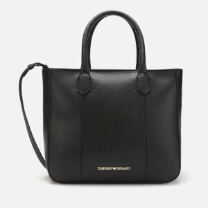 Emporio Armani Women's Tote Bag - Nero