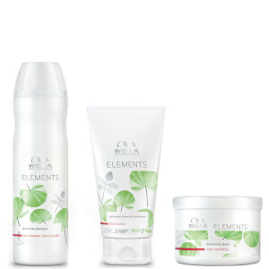 Wella Elements Trio Bundle (Worth £48.60)