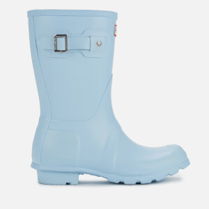 Hunter Women's Original Short Wellies - Boat Blue