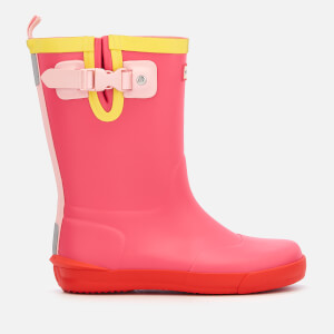 Hunter Kid's Davison Wellies - Arcade Pink