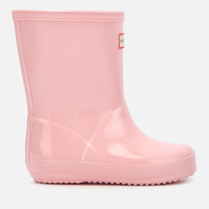 Hunter Toddler's First Classic Gloss Wellies - Candy Gloss