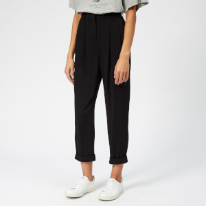 MM6 Maison Margiela Women's Tailored Trousers - Black