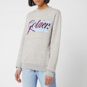 Golden Goose Deluxe Brand Women's Milly Sweatshirt - Melgrey/Golden Entwine