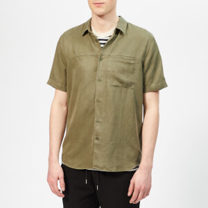 Folk Men's Burner Shirt - Olive