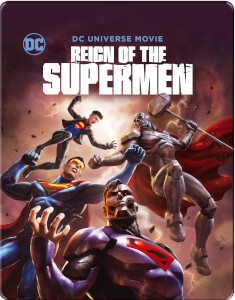 Reign Of The Supermen - Steelbook