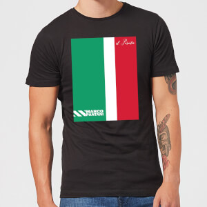 Summit Finish Pantani Il Pirata Men's T-Shirt - Black