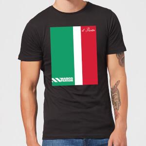 Summit Finish Pantani Il Pirata Men's T-Shirt - Black