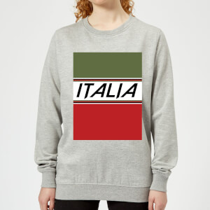 Summit Finish Italia Women's Sweatshirt - Grey