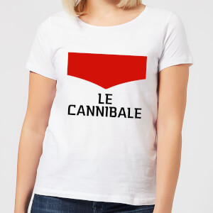 Summit Finish Le Cannibale Women's T-Shirt - White