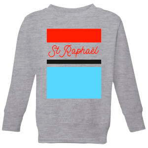 Summit Finish St Raphael Kids' Sweatshirt - Grey