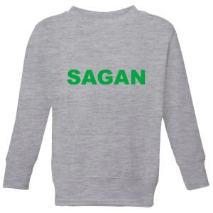 Summit Finish Sagan Bold Kids' Sweatshirt - Grey