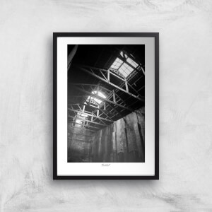 Thunderbolt Photography Plumbley Works Art Print