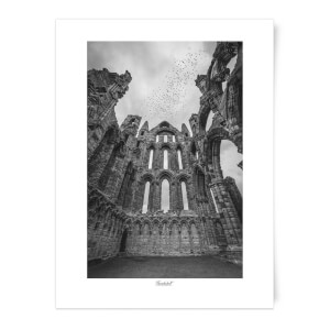 Thunderbolt Photography Whitby Abby Art Print