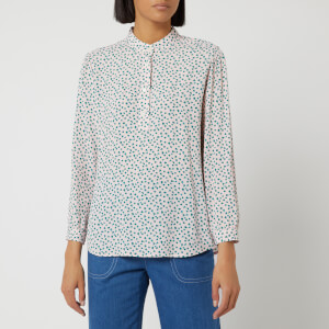 A.P.C. Women's Mathilde Blouse - Fab Rose Pale