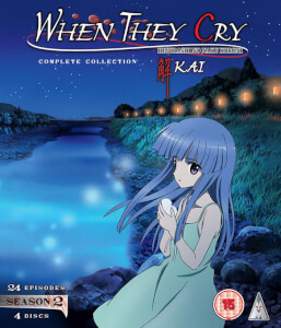 When They Cry: Kai Season 2 Collection