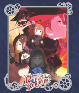 Princess Principal Collection Collector's Edition
