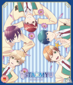 Starmyu Season 1 Collection