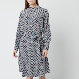 BOSS Women's Catnyna Shirt Dress - Multi
