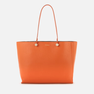 Furla Women's Eden Medium East West Tote Bag - Mandarin