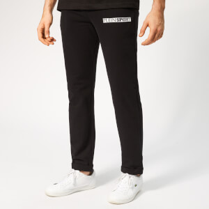 Plein Sport Men's Statement Jogging Trousers - Black