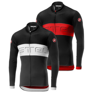 Castelli Prologo VI Long Sleeved Jersey