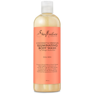 Shea Moisture Coconut & Hibiscus Illuminating Body Wash 384ml