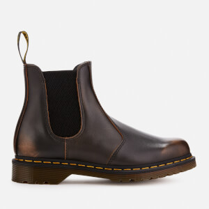 Dr. Martens Men's 2976 Vintage Leather Chelsea Boots - Butterscotch