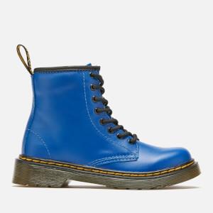 Dr. Martens Kid's 1460 8-Eye Boots - Blue