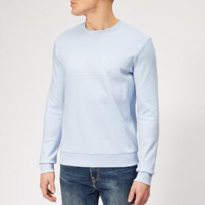 HUGO Men's Dicago Sweatshirt - Light/Pastel Blue