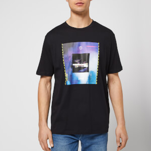 HUGO Men's Dunderground T-Shirt - Black