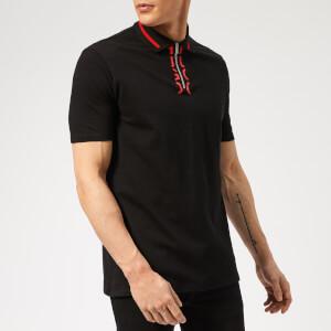 HUGO Men's Dolmar Polo Shirt - Black