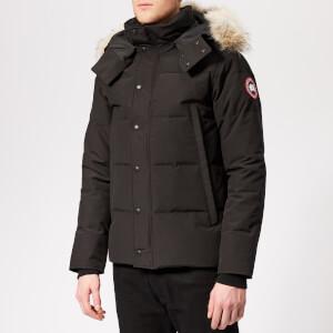 Canada Goose Men's Wyndham Parka - Fusion Fit - Black