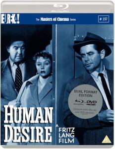 Human Desire (Masters of Cinema) Dual Format Edition