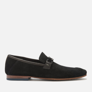 Ted Baker Men's Siblac Suede Loafers - Black