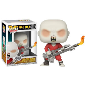 Figurine Pop! Coma-Doof Sans Masque EXC - Mad Max Fury Road