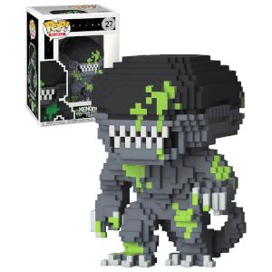 Alien 8-Bit Xenomorph EXC Pop! Vinyl Figure