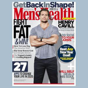 Men's Health Magazine Gift (January 19 Edition)