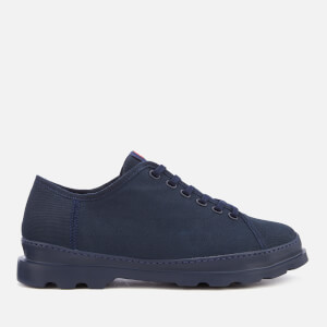 Camper Men's Brutus Canvas Shoes - Navy