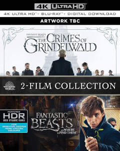 Fantastic Beasts Two Film Collection - 4K UltraHD