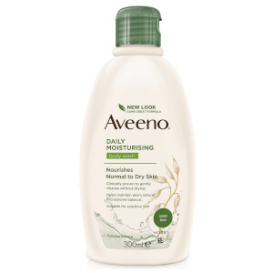 Aveeno Daily Moisturising Body Wash 300ml