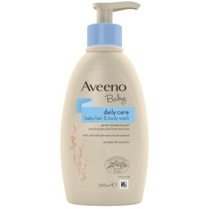 Aveeno Baby Daily Care Hair & Body Wash 500ml