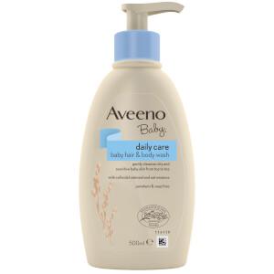 艾维诺 婴儿洗发水和沐浴露 500ml