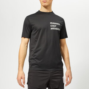 Satisfy Men's Light Short Sleeve T-Shirt - Black