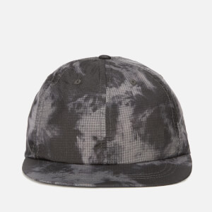 Satisfy Men's Ultra Light Running Cap - Grey Tie Die