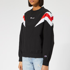 Champion Women's Crewneck Sweatshirt - Black