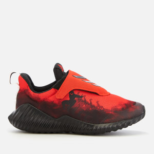 adidas Boys' FortaRun Spider-Man AC Trainers - Red