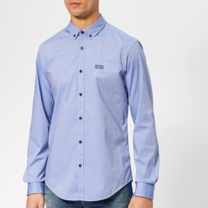 BOSS Men's Biado Shirt - Sky