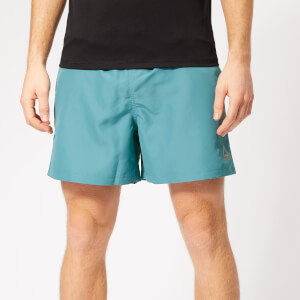 Reebok Men's Swim Basic Boxer Shorts - Blue