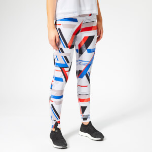 Reebok Women's Lux Bold Tights - Multi