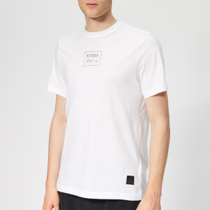 Reebok Men's GS Training Supply Short Sleeve T-Shirt - White